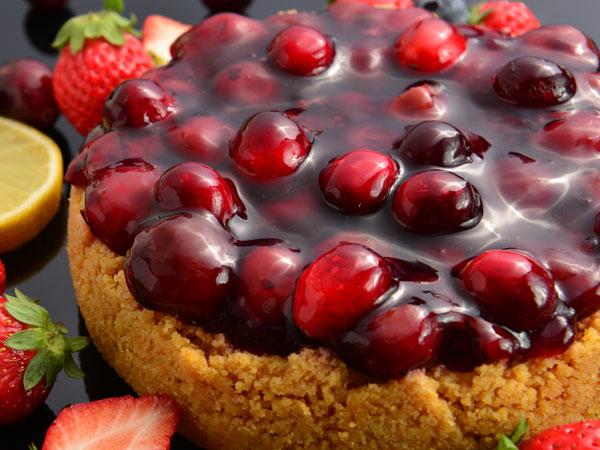 森林莓果佐起士蛋糕