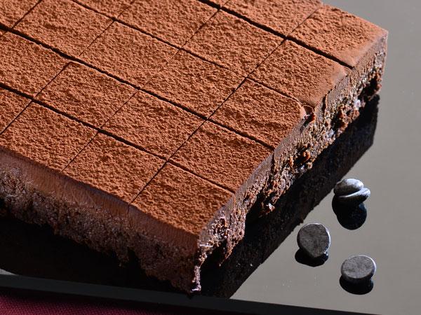 比利時皇家生巧克力蛋糕