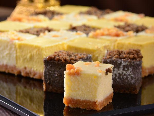 巴黎寶石水晶生乳酪蛋糕